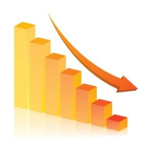 Economia românească, declin mai accentuat decât cel din Germania sau Suedia, dar mai mic decât procentele raporte de SUA, Marea Britanie sau Italia