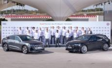 Echipa Bayern Munchen, electrificată de Audi