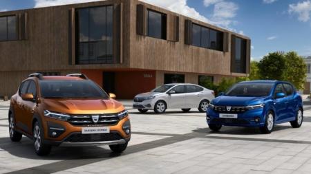 Dacia Sandero dispare din portofoliul uzinei de la Mioveni. Fabrica din România asamblează doar Duster, Logan și varianta Stepway