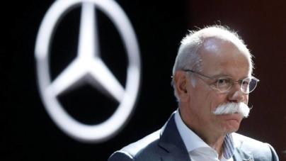 Furtună la Daimler: Dieter Zetsche renunță la președinția grupului