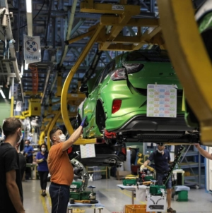 Uzinele Dacia și Ford din România au produs 117.789 unități în primele trei luni din 2021