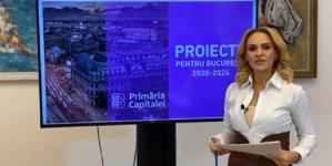 Doar trei zile până la alegeri: Gabriela Firea mizează pe noi promisiuni pentru a seduce bucureștenii