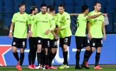 CFR Cluj, lider în grupa A a Europa League după victoria cu ŢSKA Sofia