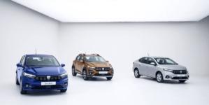 Dacia a dat publicității noile prețuri pentru Logan, Sandero și Sandero Stepway