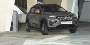 OFICIAL: Dacia electrică – autonomie de 225 km, motor de 44 CP, încărcare AC și DC