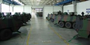 Armata Română are Piranha V. Primele 36 de transportoare blindate ajung la Scorpionii Roșii