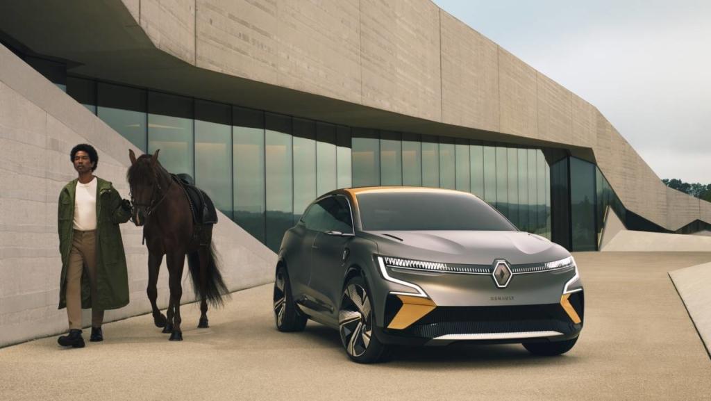 Renault eWays - Mgane eVision