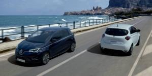 Cele mai căutate mașini electrice din Europa. Renault și Tesla domină piața