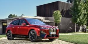 BMW iX, primul reprezentant al unei noi generaţii de automobile