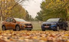 TEST Dacia Sandero și Sandero Stepway: Citadina și aventuriera