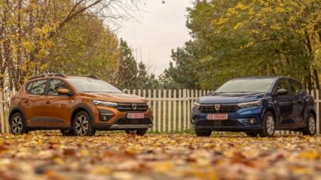 Dacia Sandero, din nou peste Volkswagen Golf în preferințele europenilor