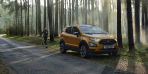 SUV-ul Ford EcoSport Active poate fi comandat în România