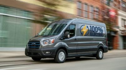 Ford E-Transit: Cel mai vândut vehicul utilitar din lume devine electric