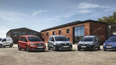 Renault propulsează în viitor flota de vehicule utilitare: electrificare și hidrogen