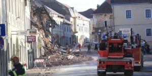 Două cutremure majore în Croația. România, pregătită să acorde sprijin