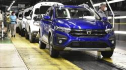 Nouă oprire a uzinei Dacia. Criza de semiconductori a dus la 33 de zile de pauză în 2021