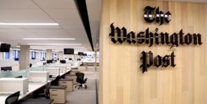 Creştere fără precedent a redacţiei Washington Post