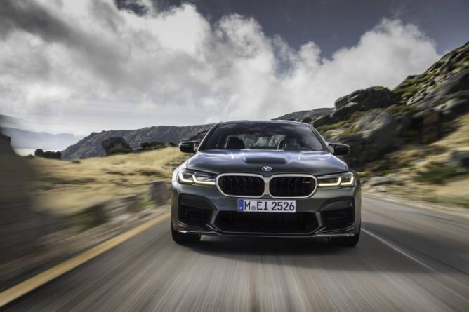 Cel mai puternic BMW de serie construit vreodată, disponibil în România