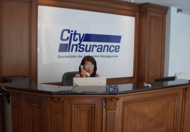 Șefii City Insurance, amendați de ASF cu 3,78 milioane de lei