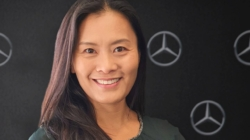 Amanda Zhang preia conducerea Mercedes-Benz România