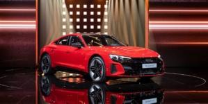 Audi e-tron GT, fratele lui Porsche Taycan, atacă performanțele Tesla Model S