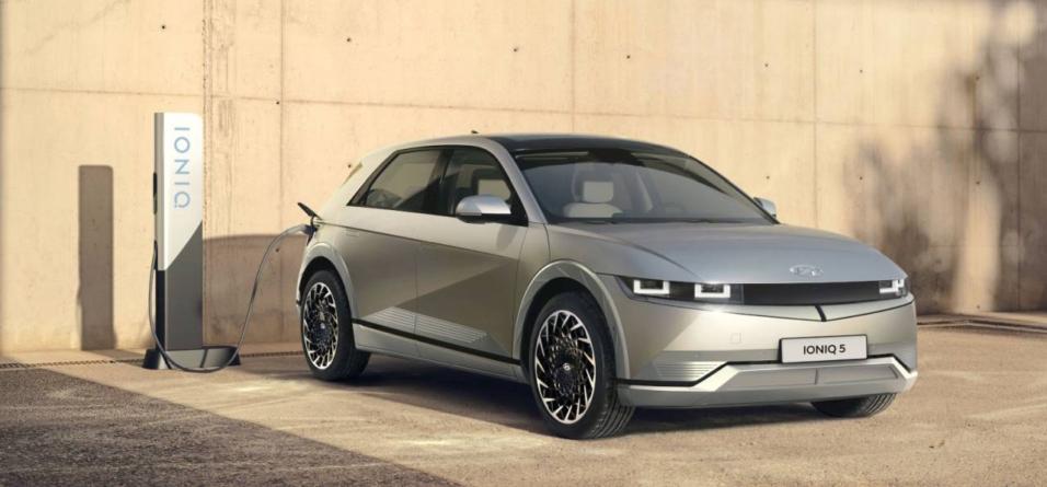 Premiera națională a Hyundai Ioniq 5 va avea loc pe 10 septembrie