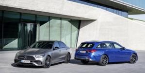 Mercedes-Benz a lansat noua Clasă C, un hibrid cu 100 km autonomie electrică