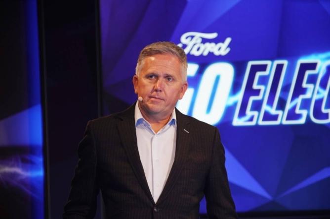 Stuart Rowley, Ford Europa: Vom avea un viitor complet electric în 2030