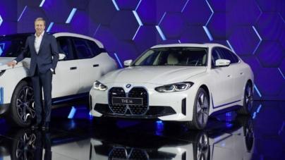 Aceasta este varianta de serie BMW i4. Modelul va sosi pe piață mai devreme decât era așteptat