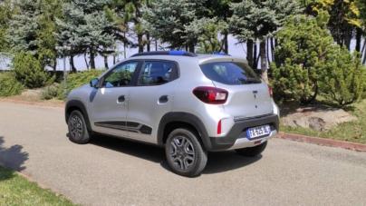 Bilanț provizoriu Dacia Spring: 9.300 de europeni au rezervat mașina în trei săptămâni