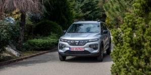 Test Dacia Spring: Dincolo de aparențe