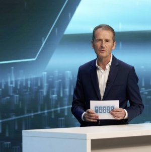 Șeful grupului Volkswagen: Avem registrul de comenzi plin, aşa cum se întâmpla rareori în trecut