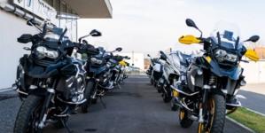 BMW Motorrad se extinde în România