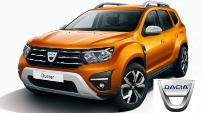 Dacia Duster facelift, lansat în câteva luni cu mici modificări stilistice, un nou ecran multimedia și transmisie EDC