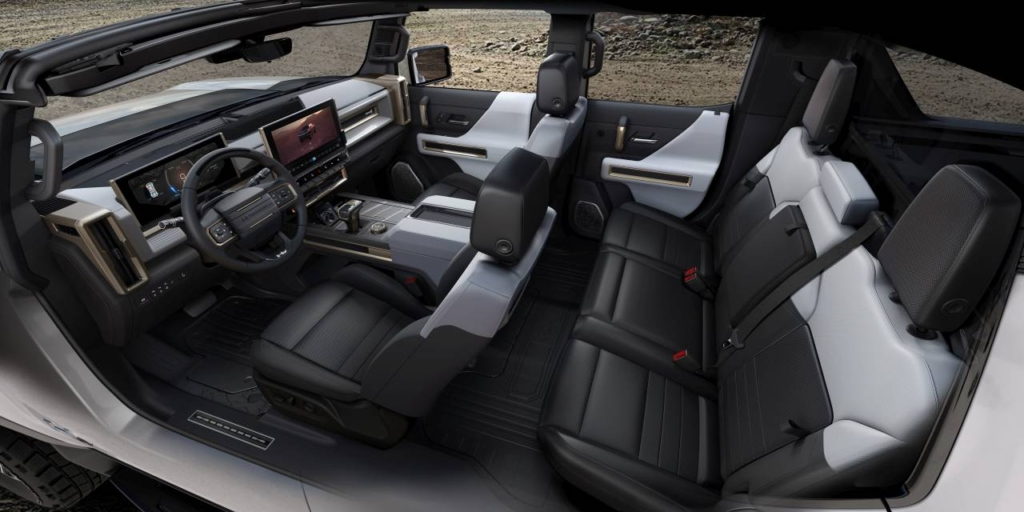Hummer electric
