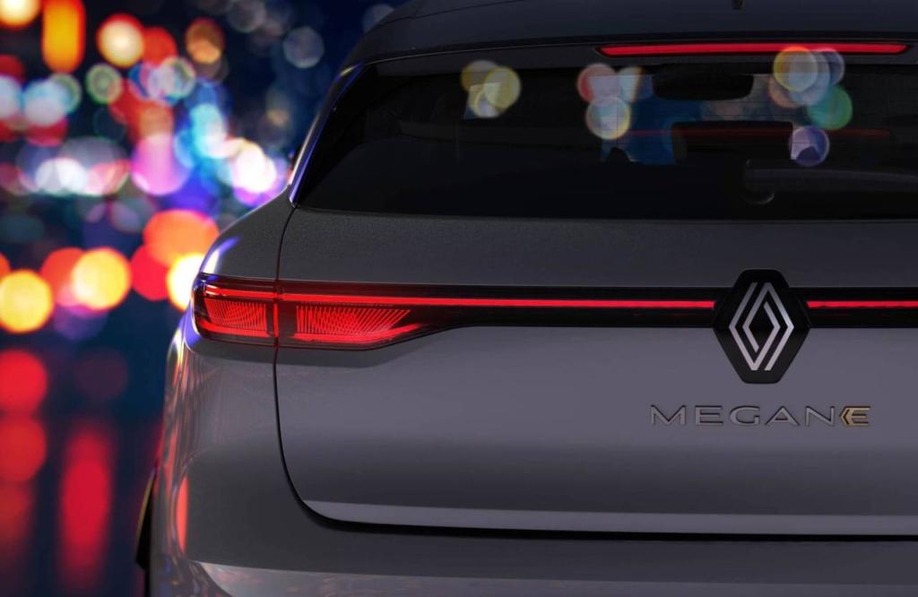Renault Talk - Logo Megane