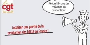 Idee năstrușnică sau amenințare reală? Sindicatul CGT Renault solicită mutarea asamblării Dacia Sandero în Franța