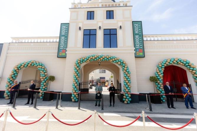 Fashion House Pallady, proiect de 25 de milioane euro, și-a deschis porțile