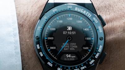 "Ceramique Edition One, primul smartwatch Bugatti, costă ""doar"" 899 de euro"
