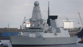 Rusia susține că a tras focuri asupra unui distrugător britanic în Marea Neagră. Britanicii confirmă prezența navei în zonă