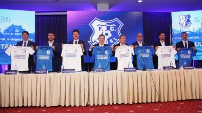 Farul Constanța, o nouă echipă în Liga 1 avându-i printre acționari pe Gheorghe Hagi și Ciprian Marica