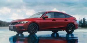 Honda va vinde noul Civic în Europa doar cu sisteme hibride de propulsie