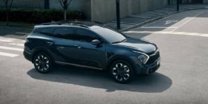 A cincea generație Kia Sportage mizează pe futurism