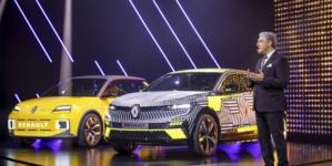 Renault promite cea mai puțin poluantă gamă de vehicule de pe piața europeană în 2025