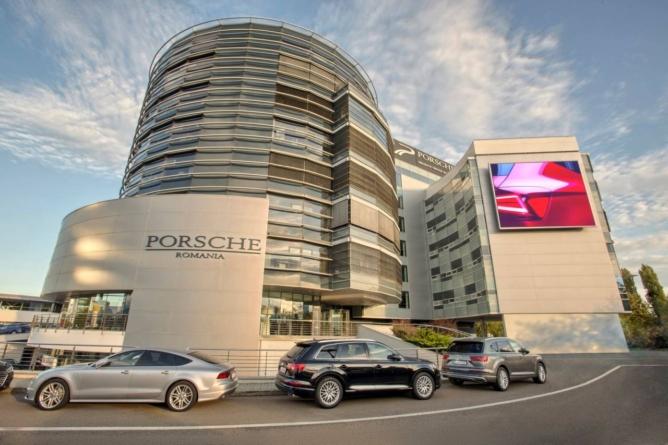 Porsche România, cel mai puternic importator auto, a revenit în 2020 la afacerile din 2018