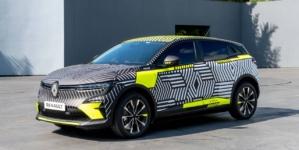 Premiera mondială Renault Megane E-Tech va avea loc la IAA Munchen