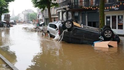 Un exemplu de urmat: Companiile auto din Germania ajută persoanele afectate de inundații