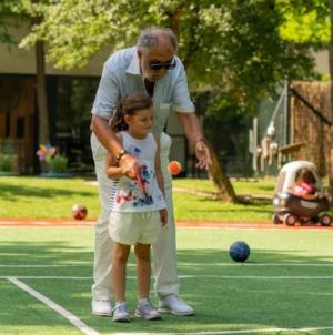 Ion Țiriac și Camelia Potec au lansat Best Preschool, concept educațional bazat pe programa britanică și inițiere în sport
