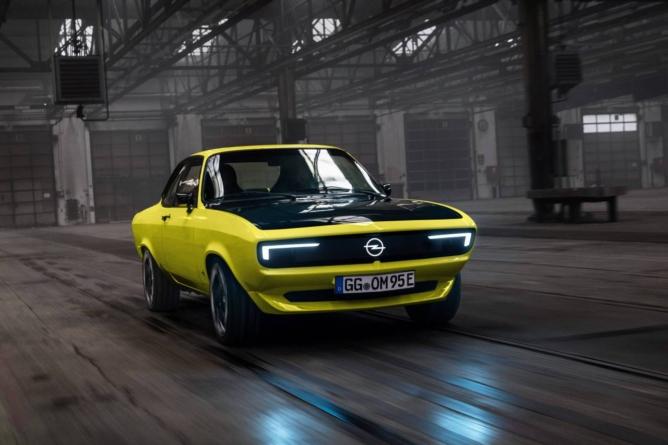 Șeful Opel: Vom deveni un brand pur electric până în 2028. Renaște Manta
