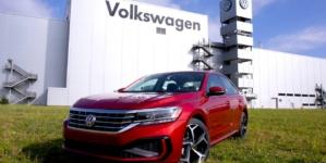 Volkswagen Passat spune adio Americii în 2022 cu o ultimă ediție specială